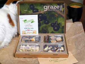 Graze, Inside Box, Review