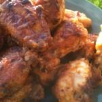 Double-Sauced Buffalo Wings