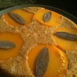 Butternut Quinoa Pilaf (Pie)