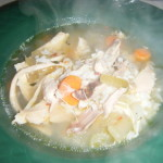 Chicken Soup for the Spring Cold-afflicted Soul