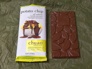 ChuaoChocolatier Potato Chip