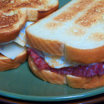 Corned Beef Breakfast Sandwiches