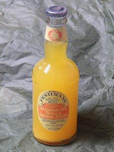Fentimans Seville and Mandarin Orange Jigger