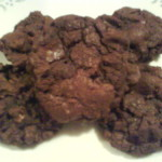 Fia's Famous Fudge Cookies