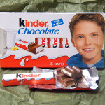 Kinder Chocolate (Rich in Milk)