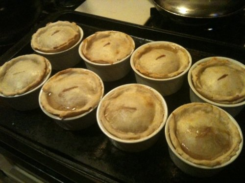 how to make scottish meat pies