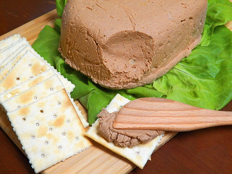 Chicken Liver Pate Recipes — Dishmaps