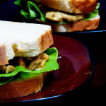 Coronation Chicken Sandwiches