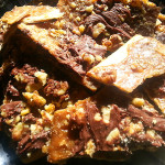 Mom's Matzoh Brittle