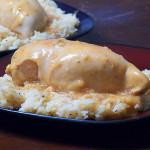 Sunny Mustard Chicken & Rice