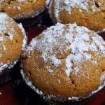 Almost Panera Pumpkin Muffins