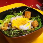 Salade Lyonnaise (avec Oeufs de Canard)