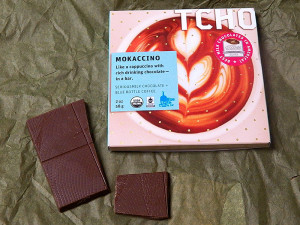 TCHO Mokaccino Chocolate
