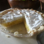 Mom's Vinegar Pie