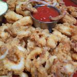 Fried Calamari: It's a SNACK!