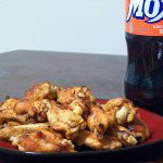 Moxie Sriracha Wings