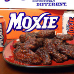 Five Pepper Moxie Hot Wings