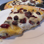 Butternut Pizza with Ricotta and Cranberries