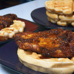 Maple Chicken & Waffles
