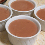 Chocolate Milk Pudding