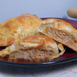 Leftover Turkey & Potato Empanada